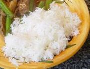 Aromatic Sticky Rice