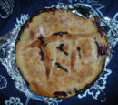 New England Blueberry Pie
