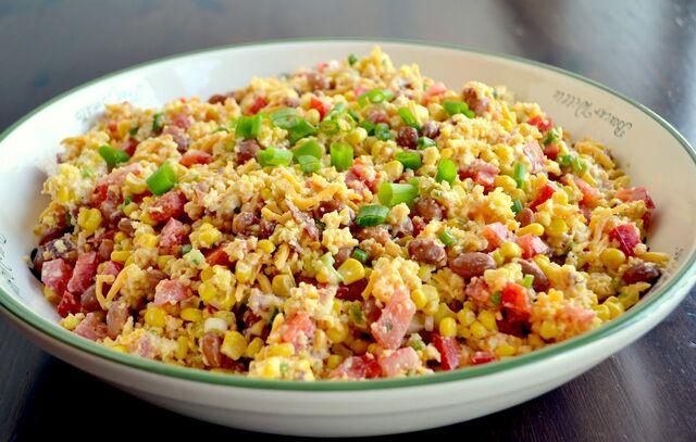 File:Cornbread Salad.jpg