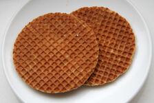 Gaufre biscuit