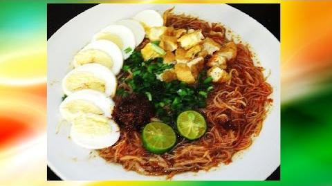 Flavorful And Appetizing Mee Siam Recipe