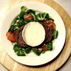 SaladedeChevreChaud