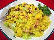 Hawaiian Rice Salad
