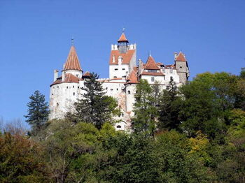 RomanianBranCastle