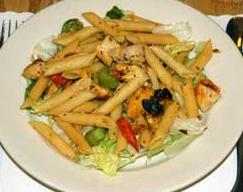 Spicy chicken salad1