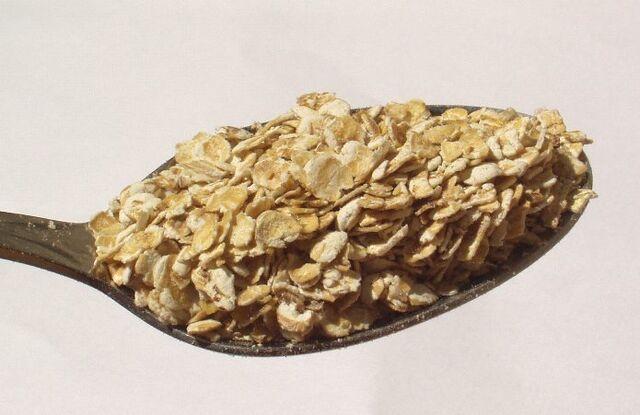 File:Rolled oats.jpg