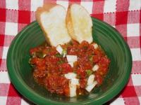 Deelicious bruscetta