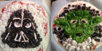 Star Wars Pizza
