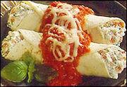 Tortilla Manicotti