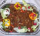 Jamaican Chinese Pork-fried Rice