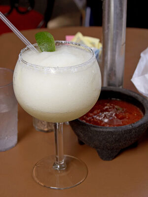 Blended Margarita