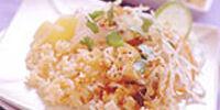 Burmese-style Rice Salad
