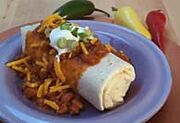 Chile Cheese Burritos