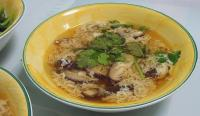 Egg Drop Soup (Tamago Toji)