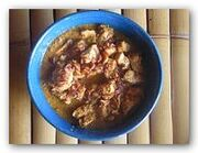 Indonesian Shrimp Soup