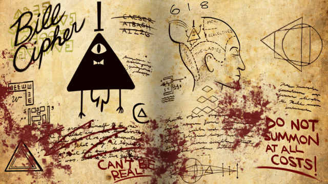 File:Bill Cipher BLOOD.png