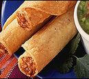 Pork Taquitos with Guacamole
