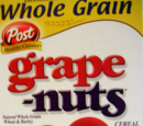 Grape Nuts Trail Mix Crunch Maple Nut and Brown Sugar