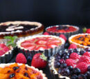 Medieval Cherry Tarts