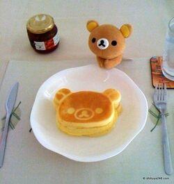 Teddybearpancake