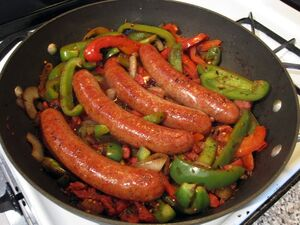 Sausage+peppers