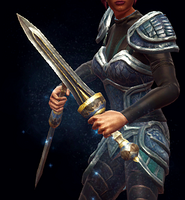 Dvergan Swords Model