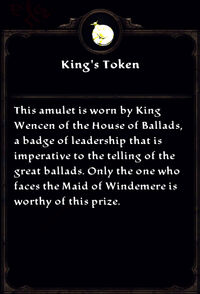 Kings token