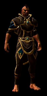 Celestial Fury Robe