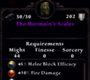The Mermain's Scales