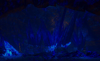 Glowlode mine