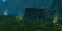 Dead caravan