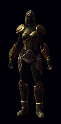 Survivors armor set female