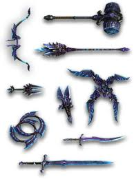 Fate weapons