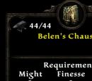 Belen's Chausses
