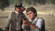 Rdr wolves sons