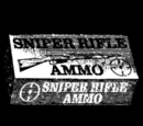 Sniper Rifle Ammo
