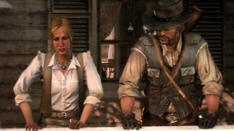 "Red Dead Redemption - mission ""Women and Cattle"""