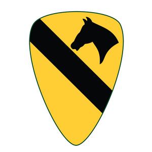 10x10 1stCav-Logo V01