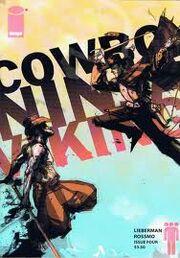 Cowboy ninja