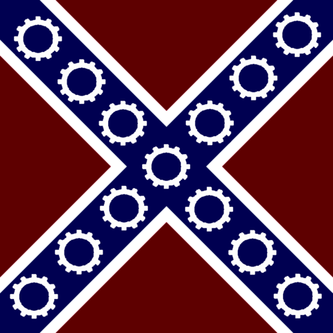 File:Battle flag of the Robot South.png