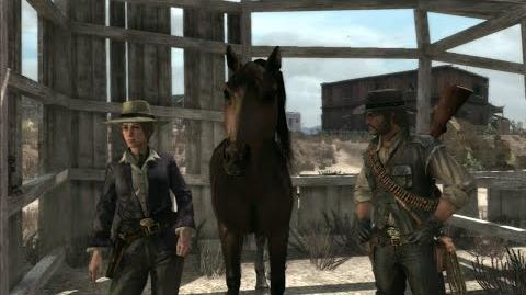 "Red Dead Redemption - mission ""The Sport of Kings, and Liars"" and ""Who Are You to Judge?"""