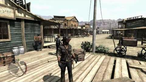 Red Dead Redemption - How to get Deadly Assassin Outfit