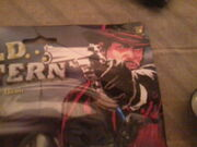 John Marston Toy Gun Set
