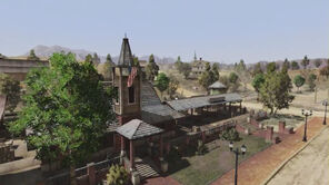 Rdr blackwater train station