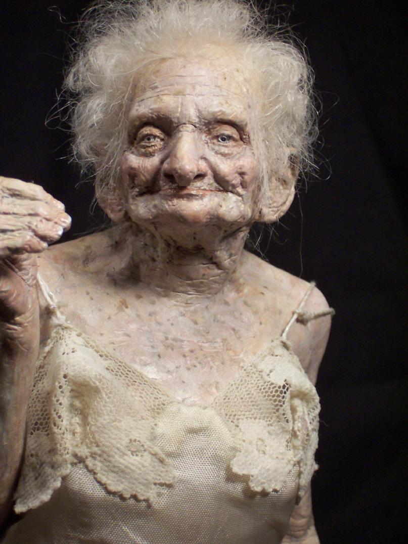 Nasty old ladies