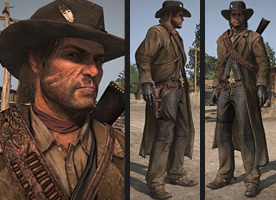 RDR unlocksDusterOutfit