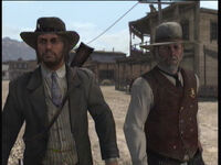 Marston and Johnson