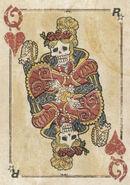 Rdr poker18 queen hearts