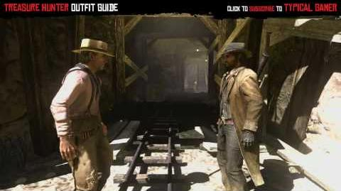 Red Dead Redemption - How to get Treasure Hunter Outfit