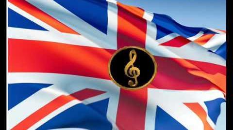 British Patriotic Songs - The British Grenadiers.